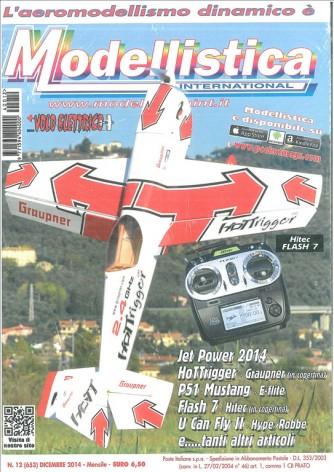 Modellistica International - n.12 (653) Dicembre 2014
