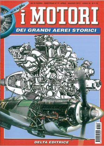 ALI DI GLORIA: I motori dei grandi aerei-bimestrale Ap/Mag. 2015