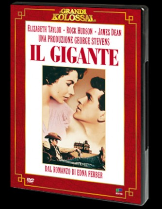 Il Gigante - Elizabeth Taylor - I Grandi Kolossal n.4 DVD