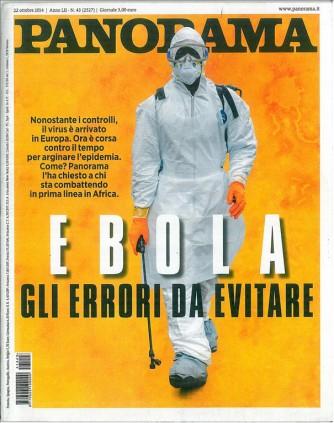Settimanale PANORAMA - Gennaio n.43/2014