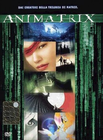 Animatrix - Peter Chung - DVD