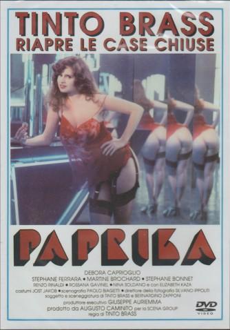 Paprika - Deborah Caprioglio, Valentine Demy, Stephane Ferrara, Tinto Brass DVD