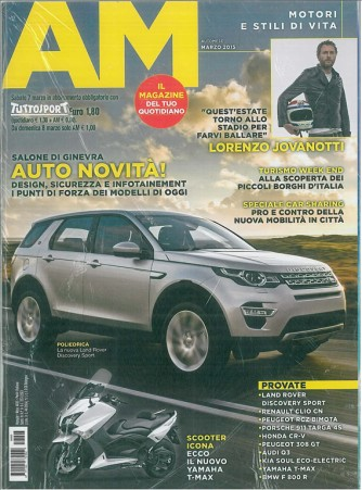 AM Automese Marzo 2015 n. 3