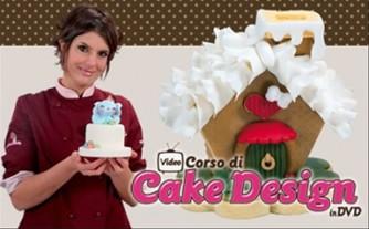 Video Corso di Cake Design in 15 DVD - Completo di Molly Coppini