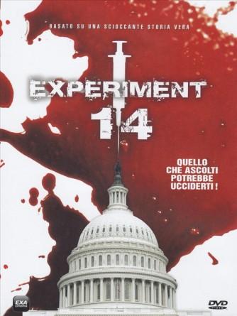 Experiment 14 dvd Costas Mandylor, Lucy Jenner, John J. York Andrew Bakalar