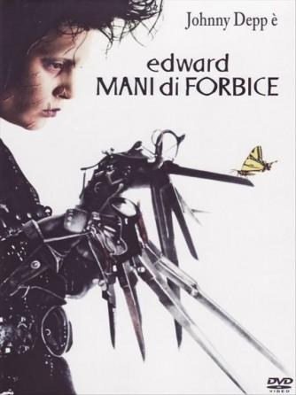 Edward Mani Di Forbice - DVD - Tim Burton, Johnny Depp, Winona Ryder