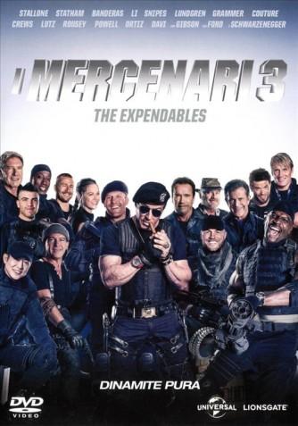 I Mercenari 3 - DVD - Sylvester Stallone, Jason Statham, Patrick Hughes