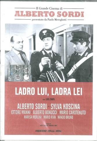 Ladro Lui Ladra Lei - DVD - Alberto Sordi, Carlo Delle Piane, Luigi Zampa