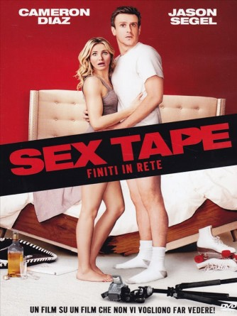 Sex Tape - Finiti In Rete - DVD-Cameron Diaz, Jason Segel, Jake Kasdan