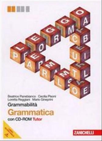 Grammabilità. Grammatica multimediale. C/espansione online. Con CD-ROM