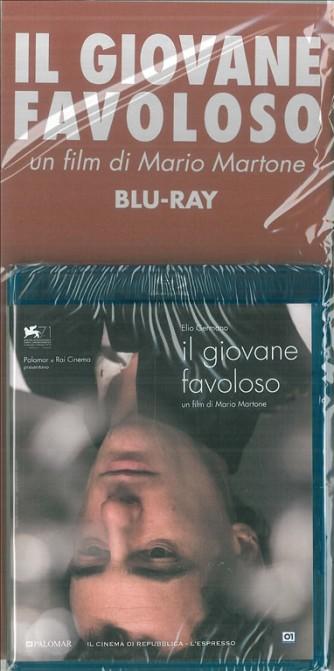 Il giovane favoloso di Mario Martone - Blu-ray con Elio Germano