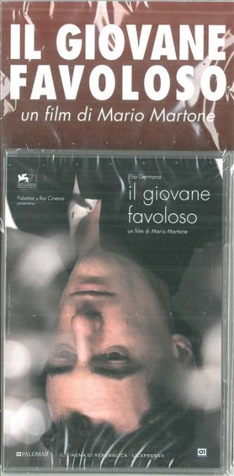 Il giovane favoloso di Mario Martone - DVD -  con Elio Germano