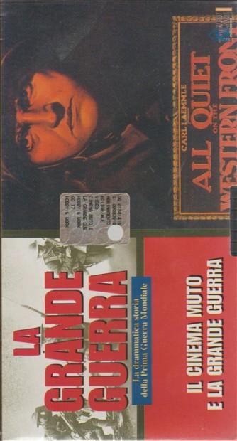 Il cinema muto e la grande guerra - La prima guerra Mondiale VHS - Videocassetta