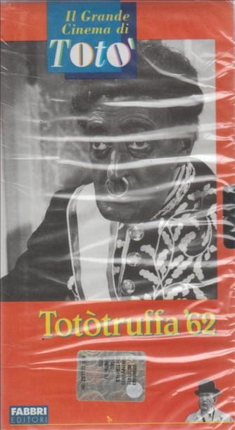 Il grande cinema di Totò - Totòtruffa '62 - VHS Videocassetta