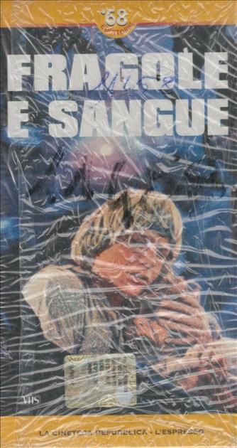 Stuart Hagmann - Fragole e sangue - VHS Videocassetta
