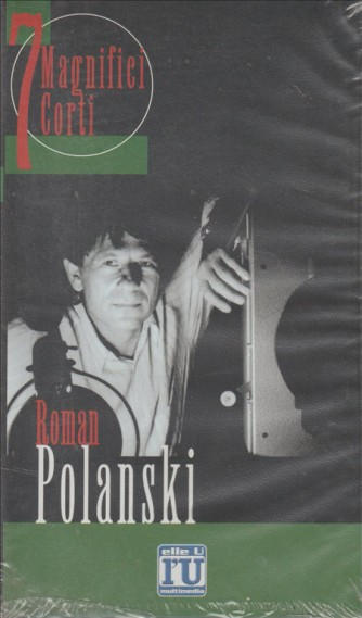 7 Magnifici corti - Roman Polanski - VHS Videocassetta