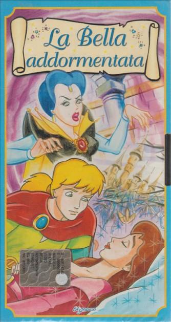 La bella addormentata - VHS cartoni animati - Videocassetta