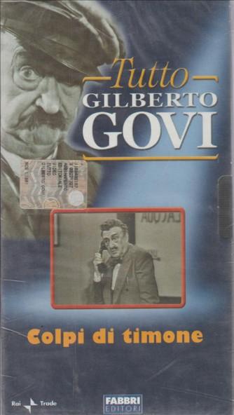 Tutto Gilberto Govi - Colpi di Timone - VHS Videocassetta