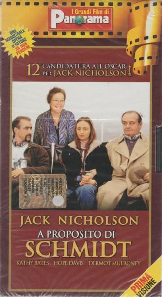 A proposito di Schmidt - Jack Nicholson - VHS Videocassetta