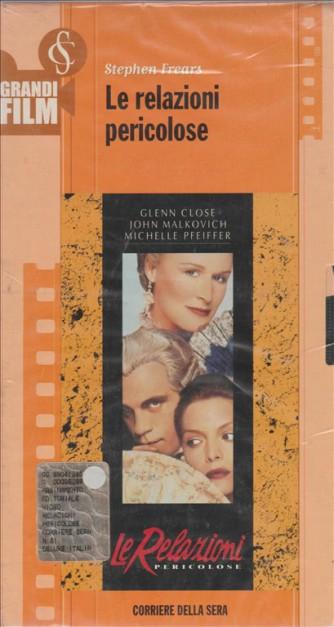 Grandi Film - Le relazioni pericolose - VHS Videocassetta