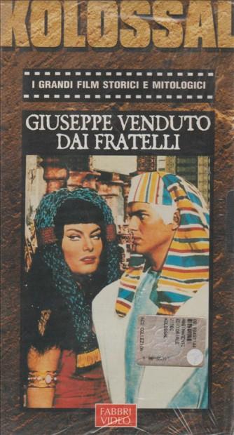 Kolossal - Giuseppe venduto dai fratelli - VHS Videocassetta