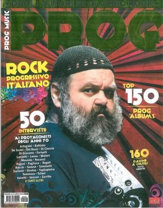 PROG MUSIC - numero speciale dagli autori di Classic Rock