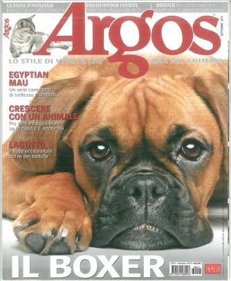 ARGOS magazine - mensile  nr. 21 Settembre 2014