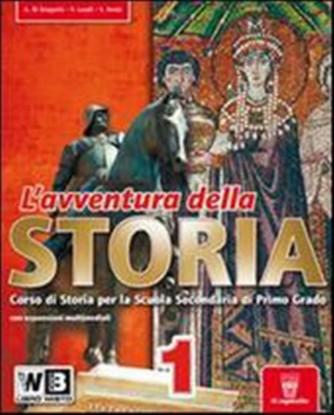 L' avventura della storia. Esp.online. Vol.1- ISBN:9788842647874