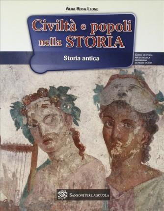 Civiltà e popoli nella storia. Storia antica. Vol.1 - ISBN:9788838309977