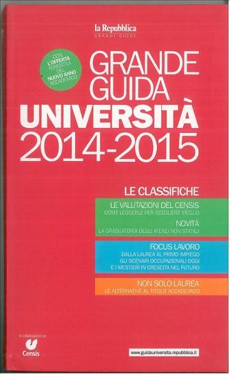 Grande guida UNIVERSITA' 2014-2015 - speciale La Repubblica