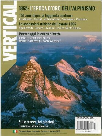 VERTICAL (rivista bimestrale) edizione speciale - Inverno 2015