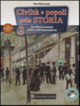 Civiltà e popoli nella storia. Vol.2.  - ISBN: 9788838310171