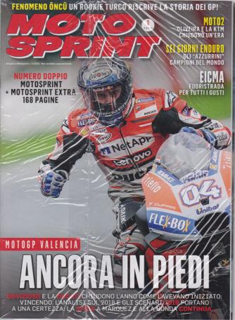Moto Sprint - n. 47 - 20/26 novembre 2018 - settimanale - 2 riviste
