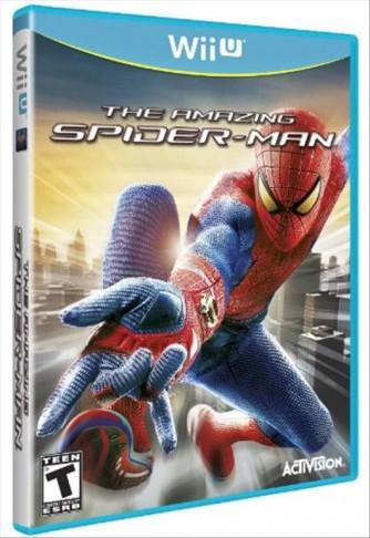 The Amazing Spiderman per WiiU di Activision Blizzard Videogioco Gioco