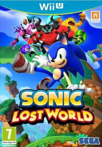 Sonic Lost World per WiiU - Edizione Sei Nefasti by Nintendo Videogioco Gioco