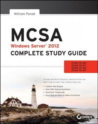 MCSA: Windows Server 2012: Exams 70-410, 70-411, 70-412, and Exam 70-417