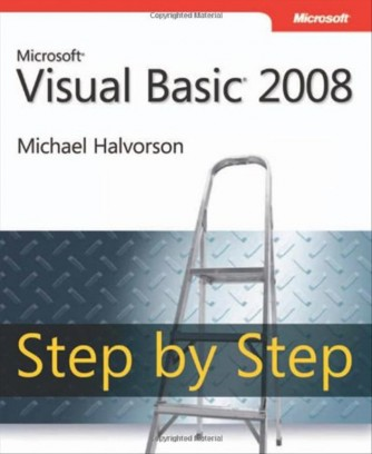 Microsoft Visual Basic 2008 Step by Step Book/CD Package di Michael Halvorson