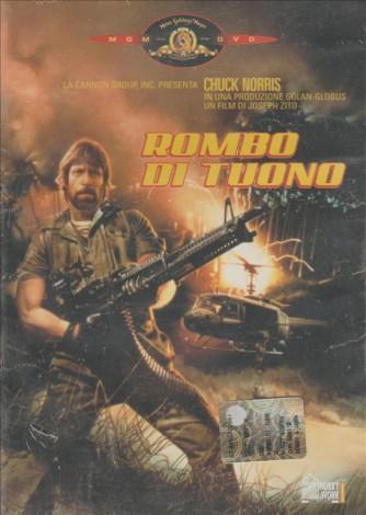 Rombo Di Tuono - Chuck Norris, Lenore Kasdorf, Steven Williams, Bennett Ohta DVD