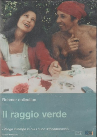 Il Raggio Verde - Marie Riviere, Beatrice Romand, Lisa Heredia, Eric Rohmer DVD
