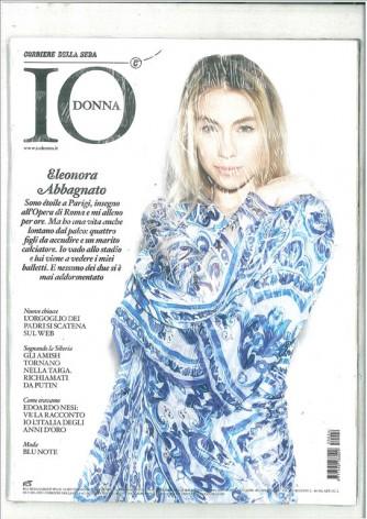 IO DONNA - Settimanale Corriere della Sera nr. 24 del 2015