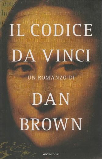 Il Codice da Vinci un romanzo di Dan Brown - Mondadori