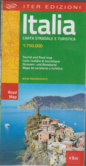 Mappe Iter -  Italia - carta stradale e turistica 1:750.000