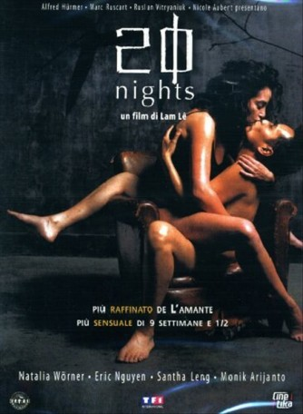 20 Nights - Natalia Worner - DVD