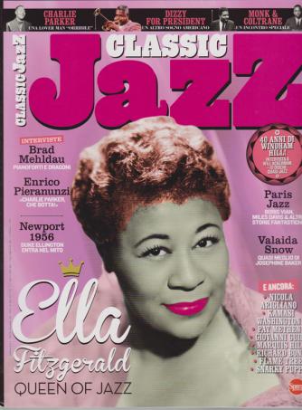 Classic Jazz Super - n. 2 - bimestrale - novembre - dicembre 2018 -