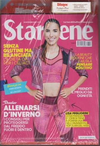 Starbene + 1 balsamo labbra Blistex - n. 49 - 20 novembre 2018 - settimanale
