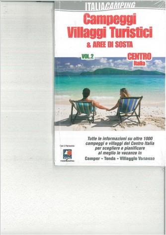 Campeggi Villaggi turistici e Aree di sosta  - Centro italia