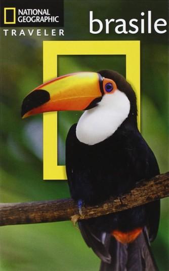 Le guide Traveler di National Geographic Guida Turistica Brasile