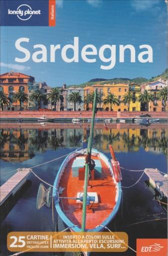 GUIDA TURISTICA LONELY PLANET Sardegna, 25 cartine dettagliate e facili da usare