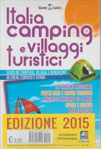 Italia camping e villaggi turistici guida campeggi e bungalows,Corsica e Istria