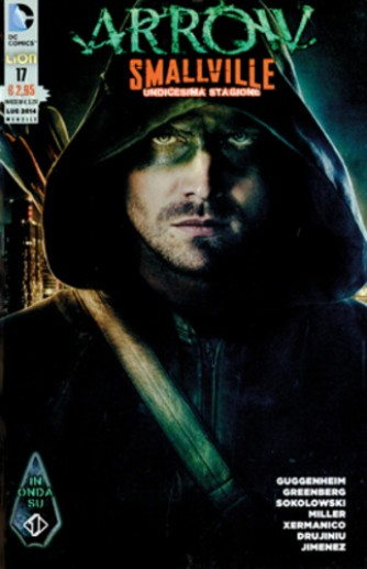 Arrow/Smalville - N° 17 - Arrow/Smalville - Rw Lion